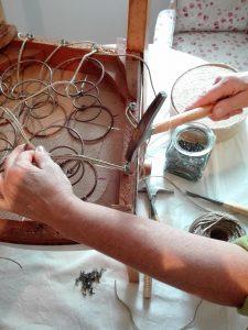 rénovation fauteuil elbeuf