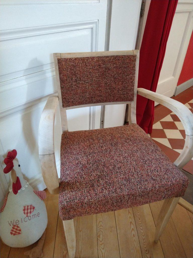 fauteuil bridge rénocé