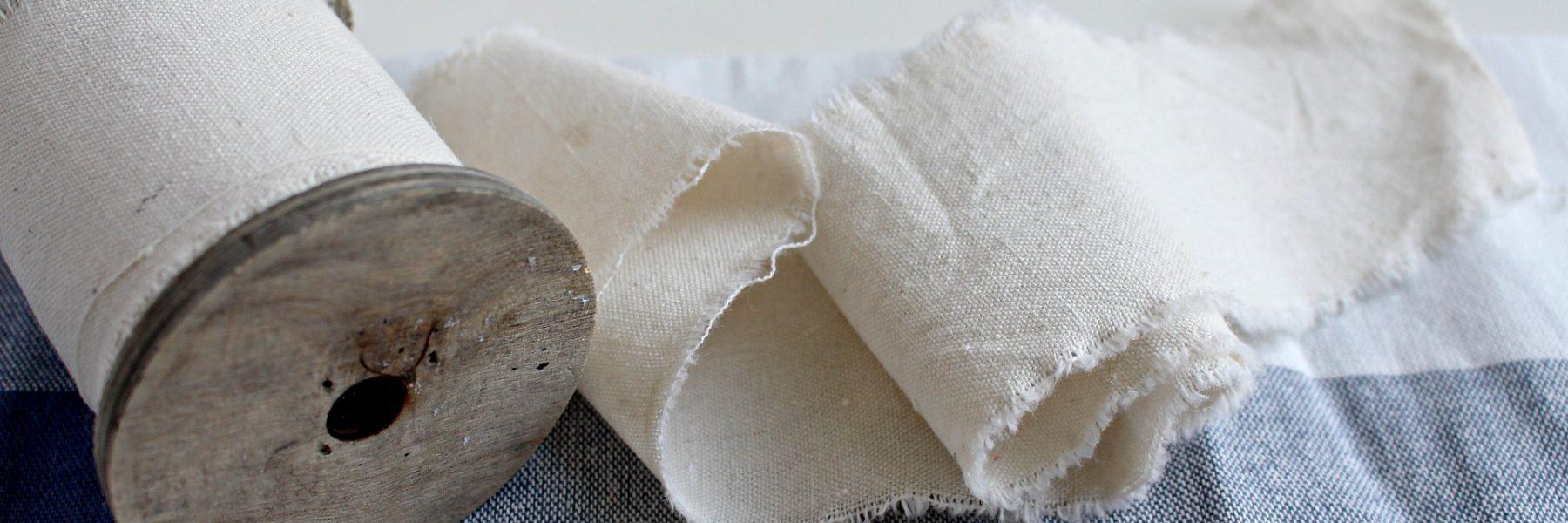 bande tissu