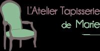 logo fauteuil tapisserie