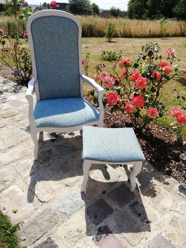 fauteuil voltaire rénovation 2020